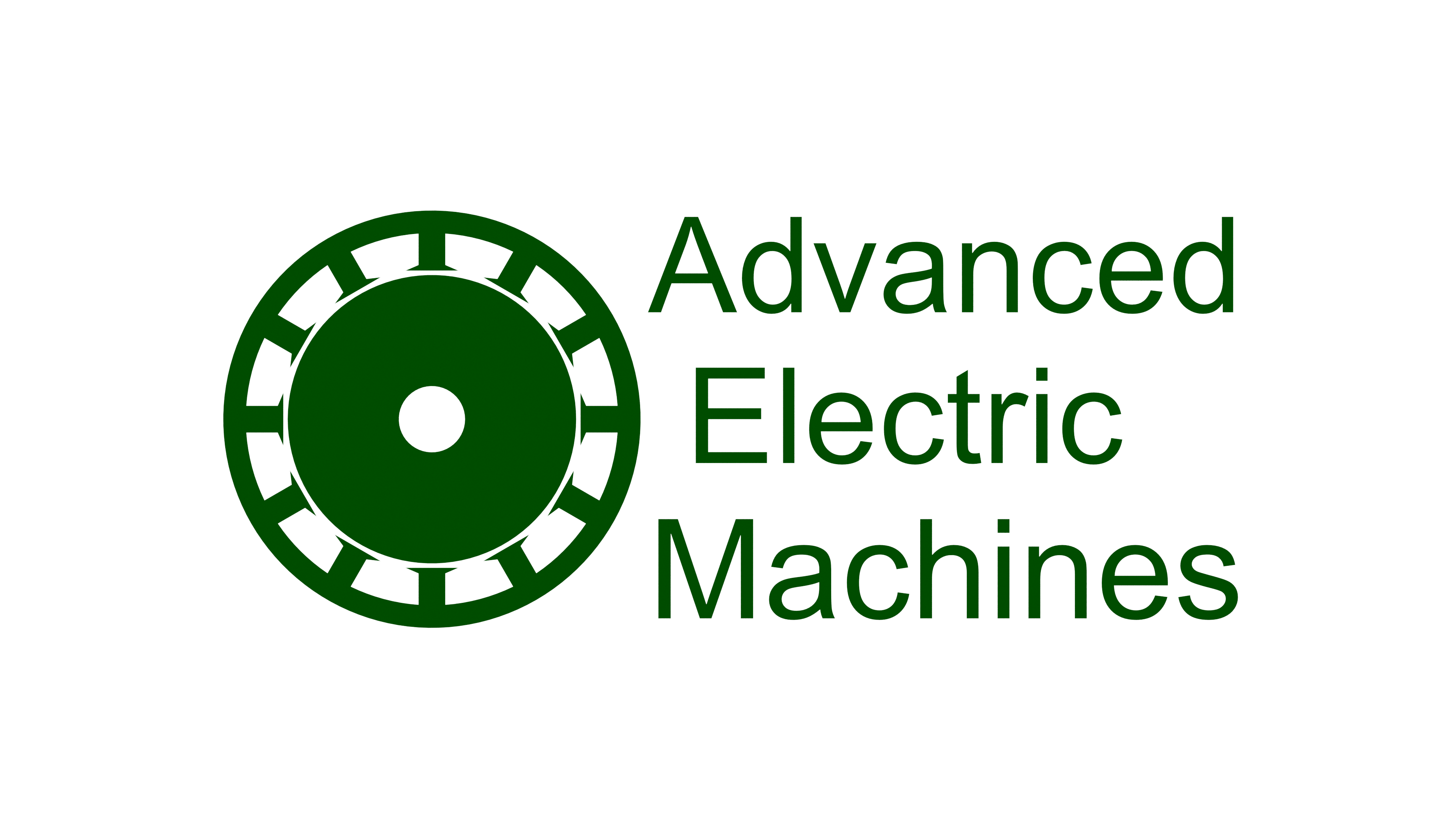 Advanced Electric Machines